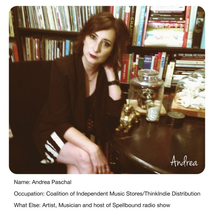 Andrea Paschal Guest Blogger