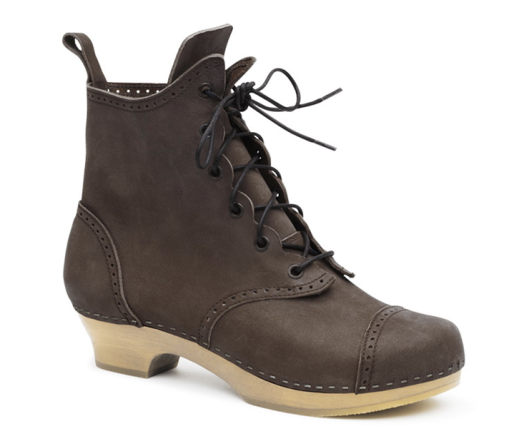 Swedish Hasbeens Grandma Debutant Boot