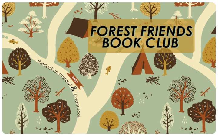 Forest Friends Book Club