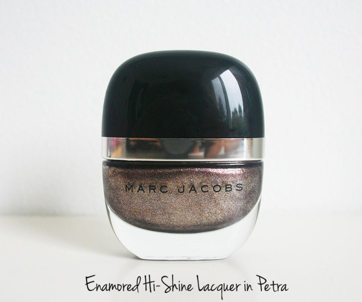 Marc Jacobs Beauty - Enamored Hi-Shine Lacquer in Petra