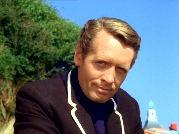 Dang. Patrick McGoohan. If I had a time machine... Photo From fanpop.com