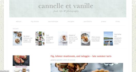 Cannelle et Vanille