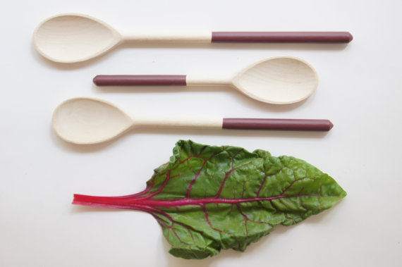 Wind and Willow Home Wooden Spoon Set