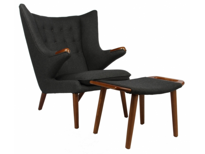 Hans Wegner Papa Chair Repro